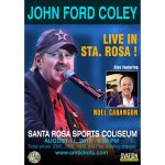John Ford Coley Live in Sta. Rosa Cancelled