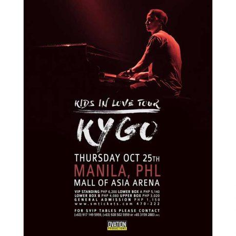 Kygo Live in Manila 2018