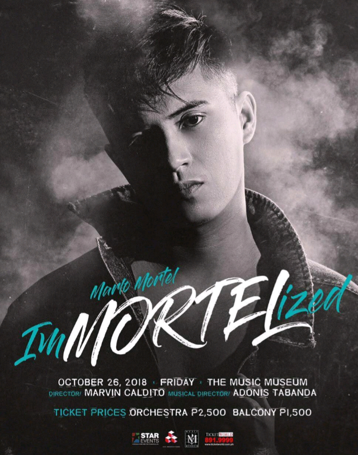 Marlo Mortel to make his mother proud with First Major Concert at the Music Museum