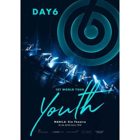 Day6 Live in Manila 2018