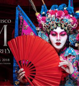 M. Butterfly Manila 2018