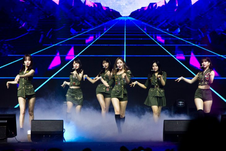 GFriend Live in Manila Photo Gallery