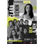 Karpos Live Mix 2.2 with Ben&Ben and Clara Benin
