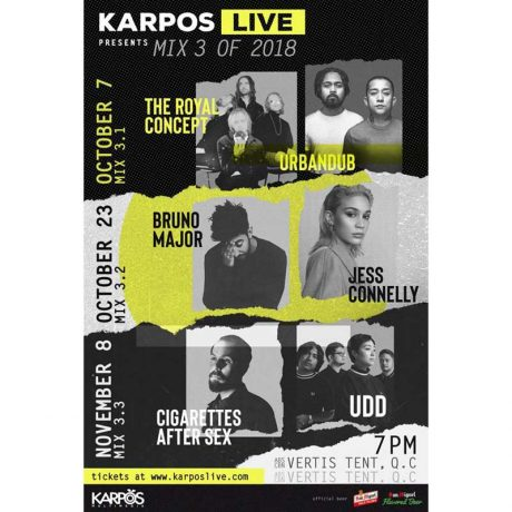Karpos Live Mix 3 of 2018