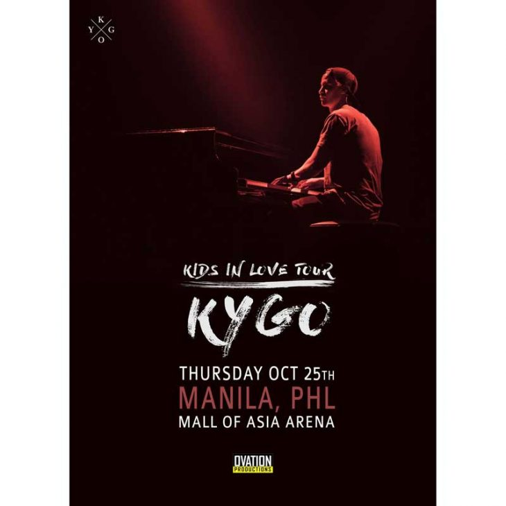 Kygo to perform in Manila