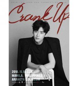 Lee Jong Suk Live in Manila 2018