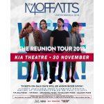 The Moffatts Live in Manila 2018