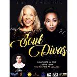 Timeless Soul Divas – Patti Austin and Jaya at Solaire Resort