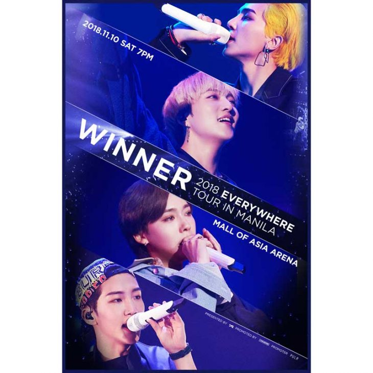 WINNER 2018 Everywhere Tour in Manila
