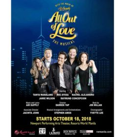 All Out Of Love Air Supply Musical