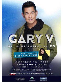 Gary V, Mr. Pure Energy on XS Fund Raising Concert