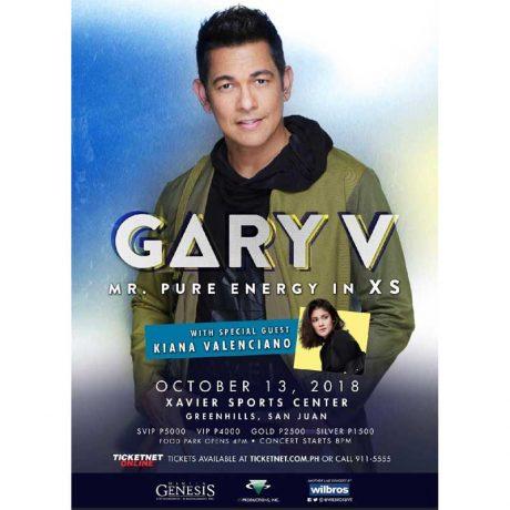 Gary V, Mr. Pure Energy in XS Fund Raising Concert