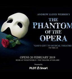 The Phantom of the Opera Musical Manila 2019