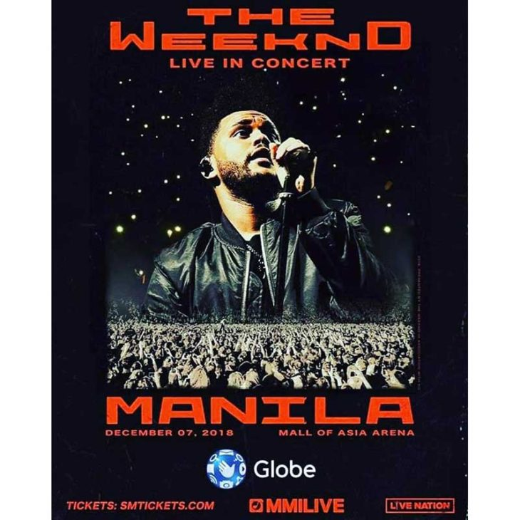 The Weeknd Live in Manila Meet & Greet Promo Cancelled