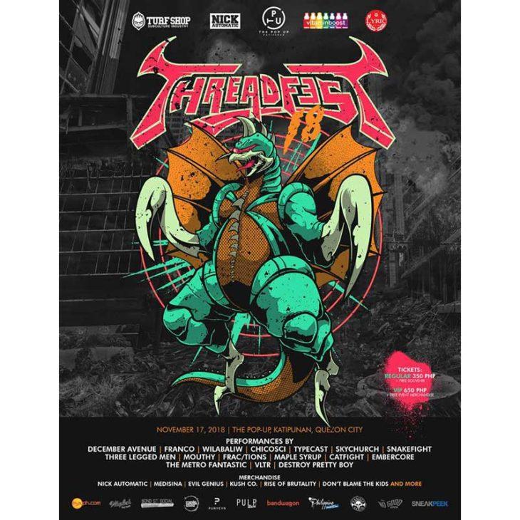 Threadfest Manila 2018