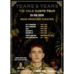 Years & Years Live in Manila 2019