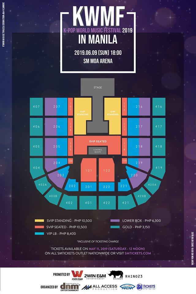 K-POP World Music Festival 2019 | Philippine Concerts