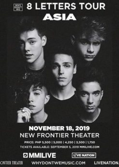 Philippine Concerts | Tickets & Promos | Live in Manila