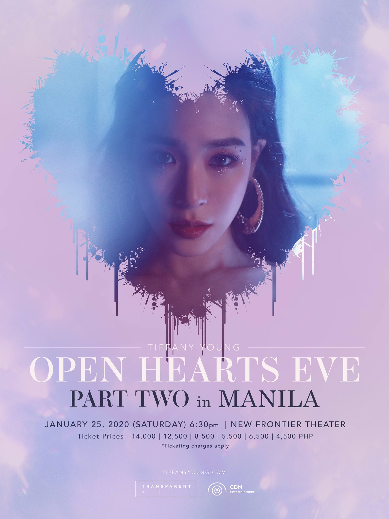 Image result for TIFFANY YOUNG IN MANILA